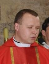 ks. Rafał Jaworski wikariusz